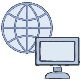 Computadora Internet