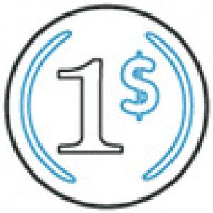 Icono planes moneda