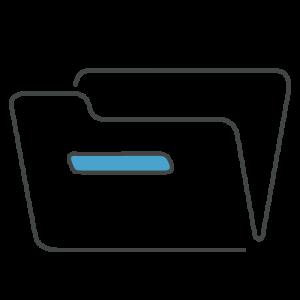 Contador carpetas