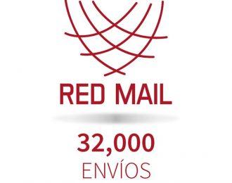 Red Mail 32,000 envíos