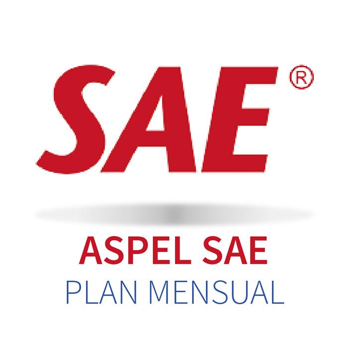 ASPEL SAE MENSUAL