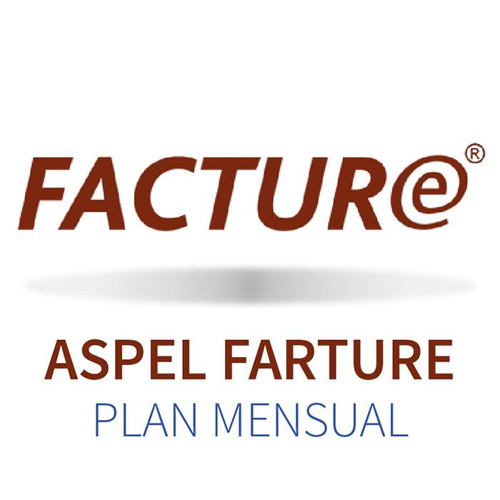 ASPEL FACTURE MENSUAL