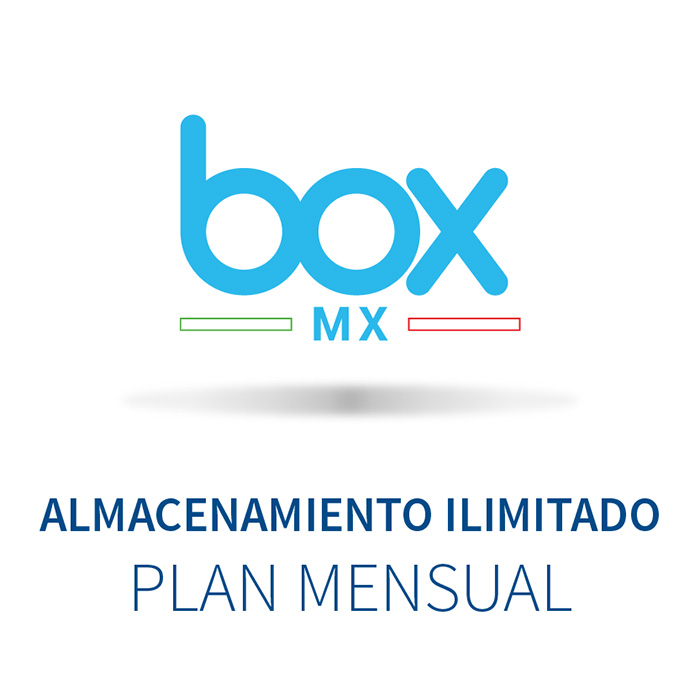 BOX MENSUAL 5 Usuarios paquete básico