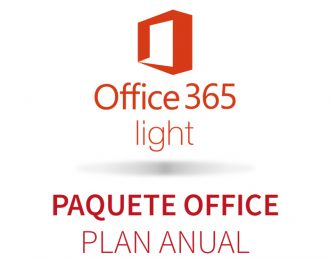 OFFICE 365 LIGHT ANUAL