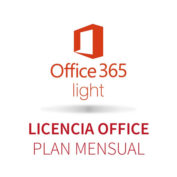 OFFICE 365 LIGHT MENSUAL