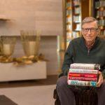 5 libros favoritos de Bill Gates este 2017