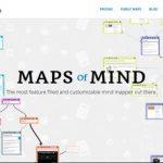 MapsOfMind, crear diagramas gratis y mejorar tu productividad