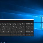 Cómo cambiar el tamaño del teclado en pantalla en Windows 10