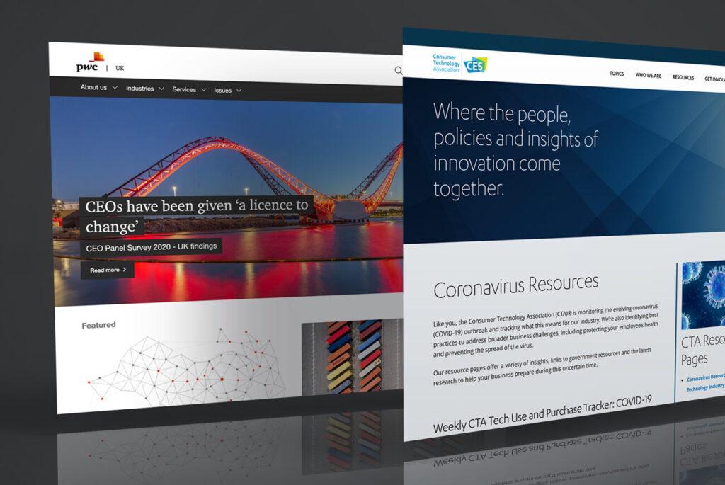 Página web estática y dinámica