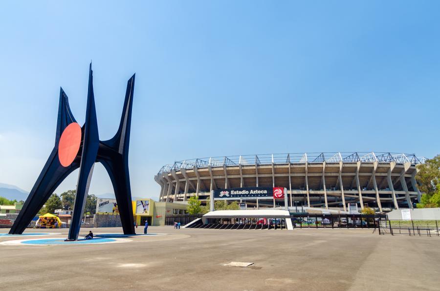 América-Pumas exhibe falta de seguridad en Estadio Azteca