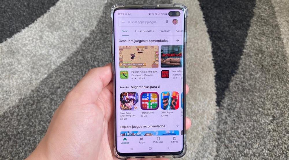 Aplicaciones de votación en Google Play