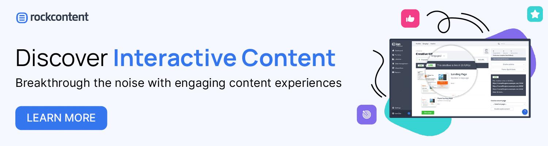 descubrir contenido interactivo