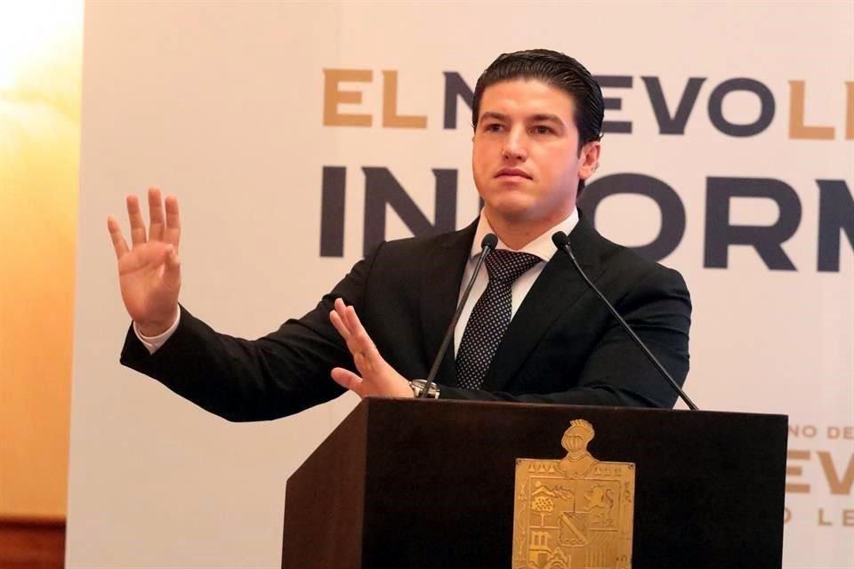 Samuel García imitó una de las principales estrategias de AMLO