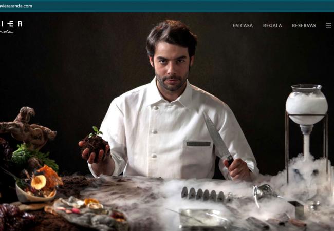 Las mejores páginas web de restaurantes del 2021